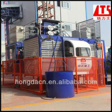 SC100 One Cage HONGDA Construction Elevator