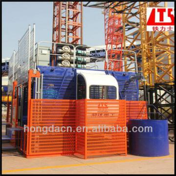 HONGDA SCD200 200 Construction Elevator Chinese Famous Brand