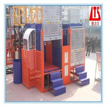 Pass CE, Frequency Conversion Double Cage Construction Elevator