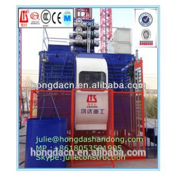SHANDONG HONGDA's TIELISHI Construction Elevator SC200/200