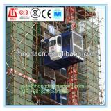 HONGDA Single Cage Elevator SC200 Loading Capacity 2t
