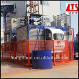 SC200 Construction Lift men and materials lift