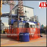 Double Cages SC200 200P Hongda Good Quality Construction Lift