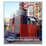 Shandong HONGDA TIELISHI Single cage SCD200 construction elevator