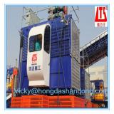 HONGDA SC200 200 With Double Cage Construction Lift