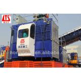 HONGDA Group Frequency Conversion Double Cage Construction Elevator