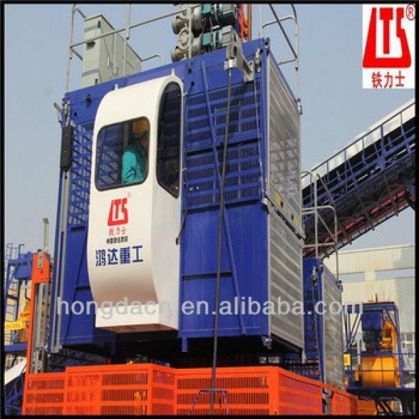 Shandong HONGDA TIELISH Good Quality Building Lift Elevators SC Series Type #1 image