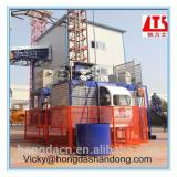 2 2000KG New Condition Construction Passenger Elevator SC200 200 Double Cage