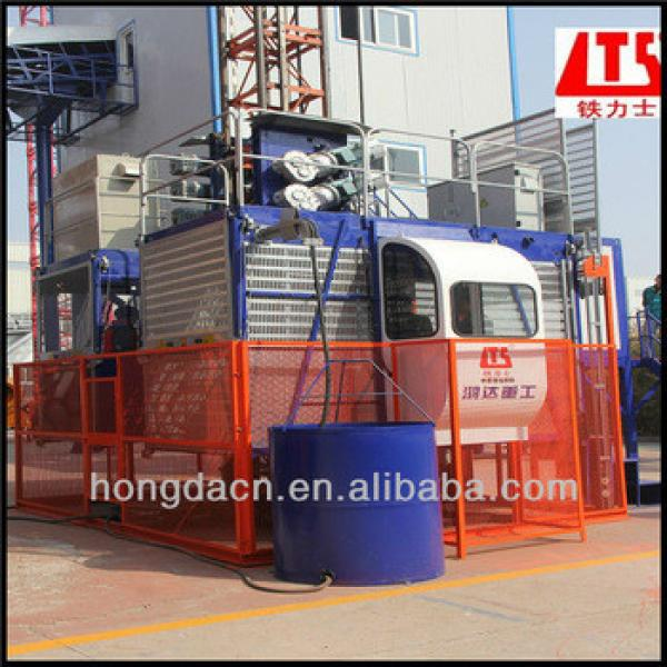 Chinese Brand Good Quality Construction Elevator SC200 200XP Double Cages #1 image