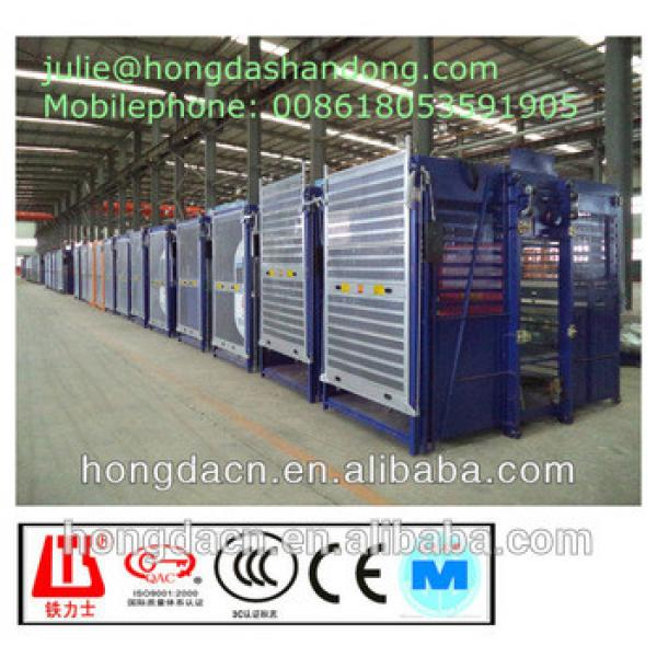 Construction Lift double cages 2t #1 image